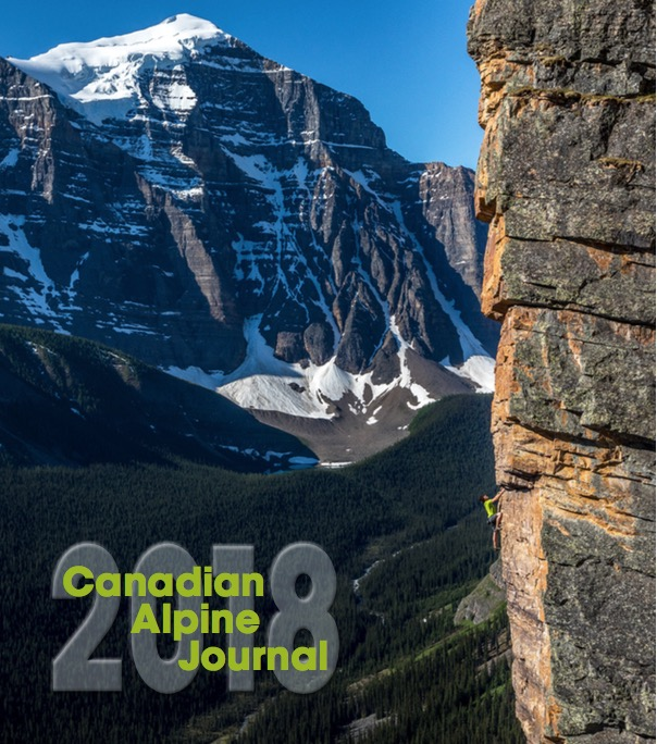 Canadian Alpine Journal (CAJ) 2018